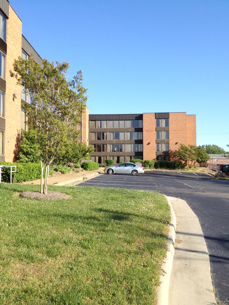 The 94-bedroom complex will replace the 118-bedroom hotel. KATIE DEMERIA / THE FLAT HAT