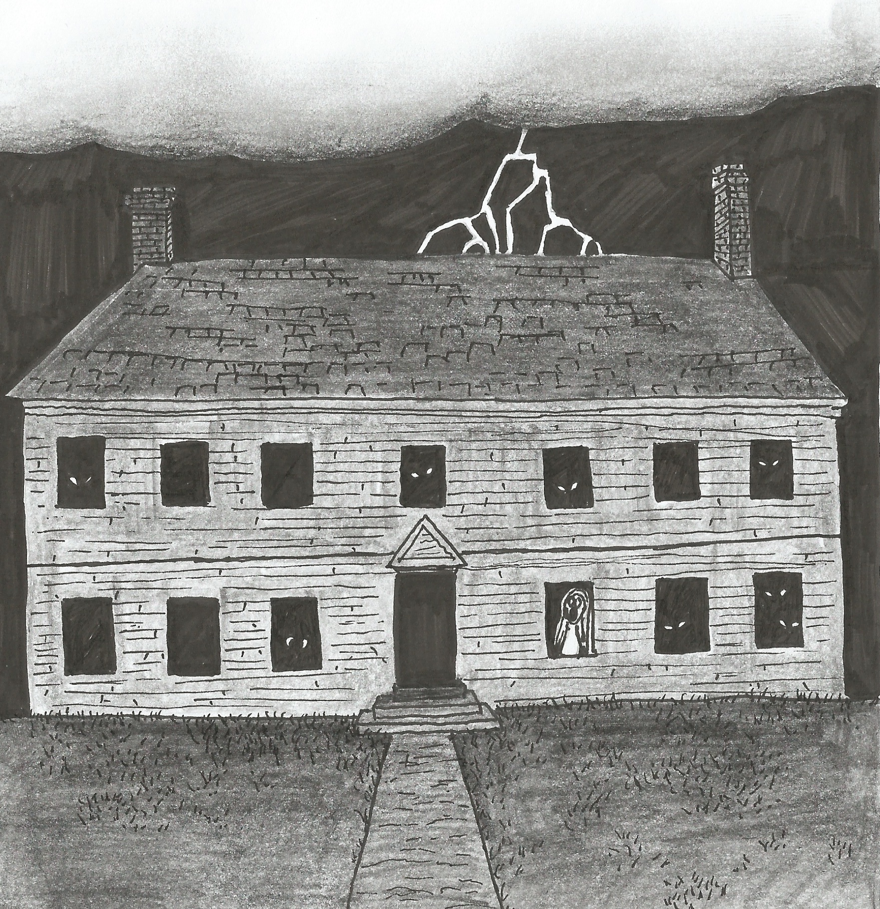 Haunted Places In Usa: America's Most Haunted House