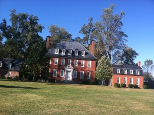 Another view of the Westover Plantation. COURTESY PHOTO / AINE CAIN