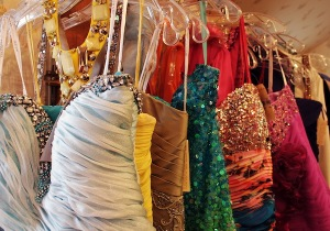 Binns is renowned for an extensive dress selection. ASHLEY RICHARDSON / THE FLAT HAT