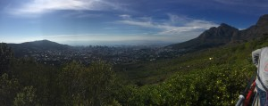 The view form Table Mountain. COURTESY PHOTO / MARIAH FRANK