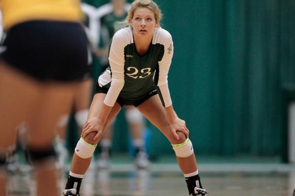 Volleyball: Nailbiter at VCU | Flat Hat News