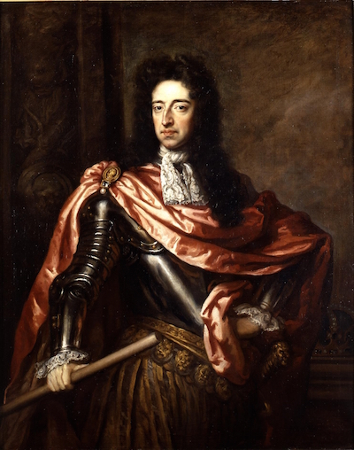 A portrait of King William III of England. COURTESY PHOTO / WIKIPEDIA.COM