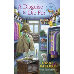 Vallere's latest book is a part of her Costume Shop series. COURTESY PHOTO / BERKLEY PRIME CRIME/PENGUIN RANDOM HOUSE