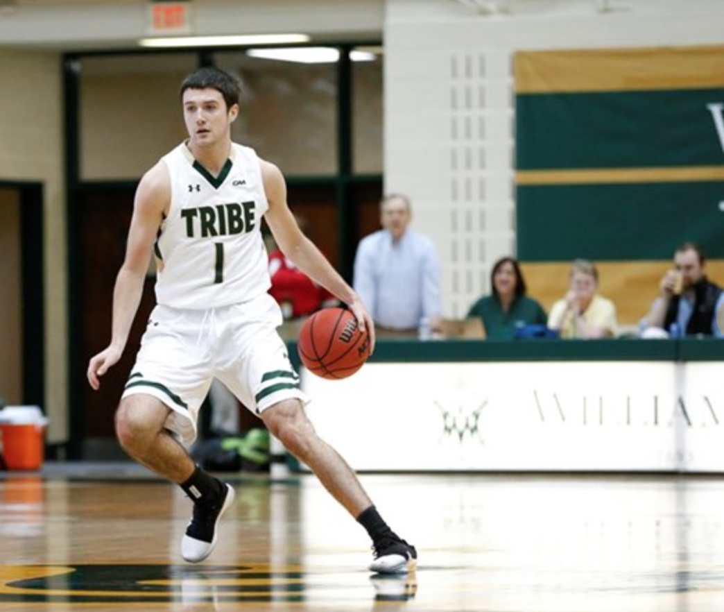 Men s basketball  Tribe falls 84-70 to Duquesne in first away game of season 6245f69e6be