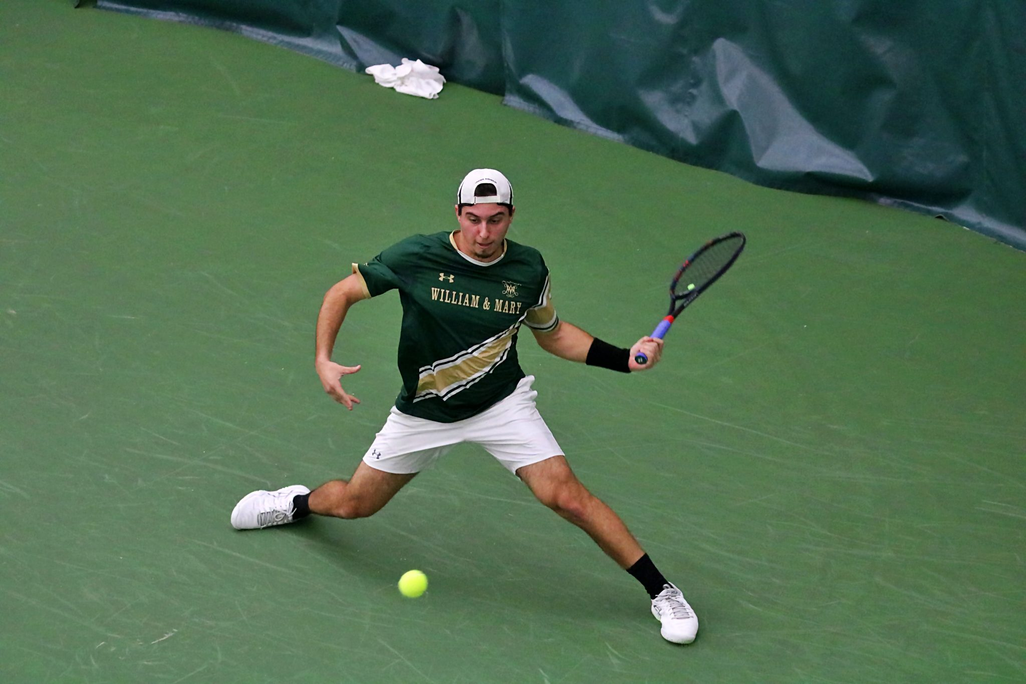 Men's Tennis: Undermanned squad defeated by Georgetown ...