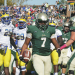 Football: Tribe racks up 245 rushing yards in 31-17 win