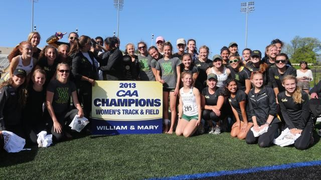 Track and Field: College sweeps men's, women's conference titles
