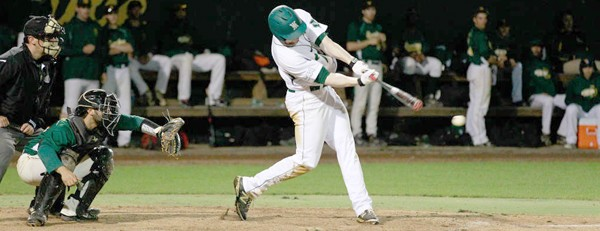 Baseball: Katz belts 14th home run in rout