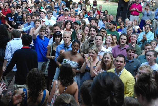 College welcomes Class of 2018