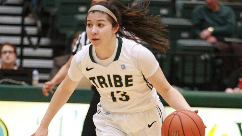 Women's basketball: Tribe falls despite four scoring in double figures