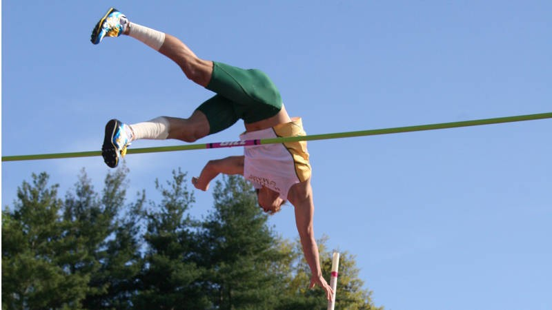 Track and field: College men, women earn qualifications at Virginia Tech meet