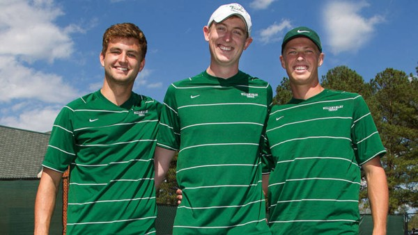 Tennis: Tribe faces ODU for Senior Day