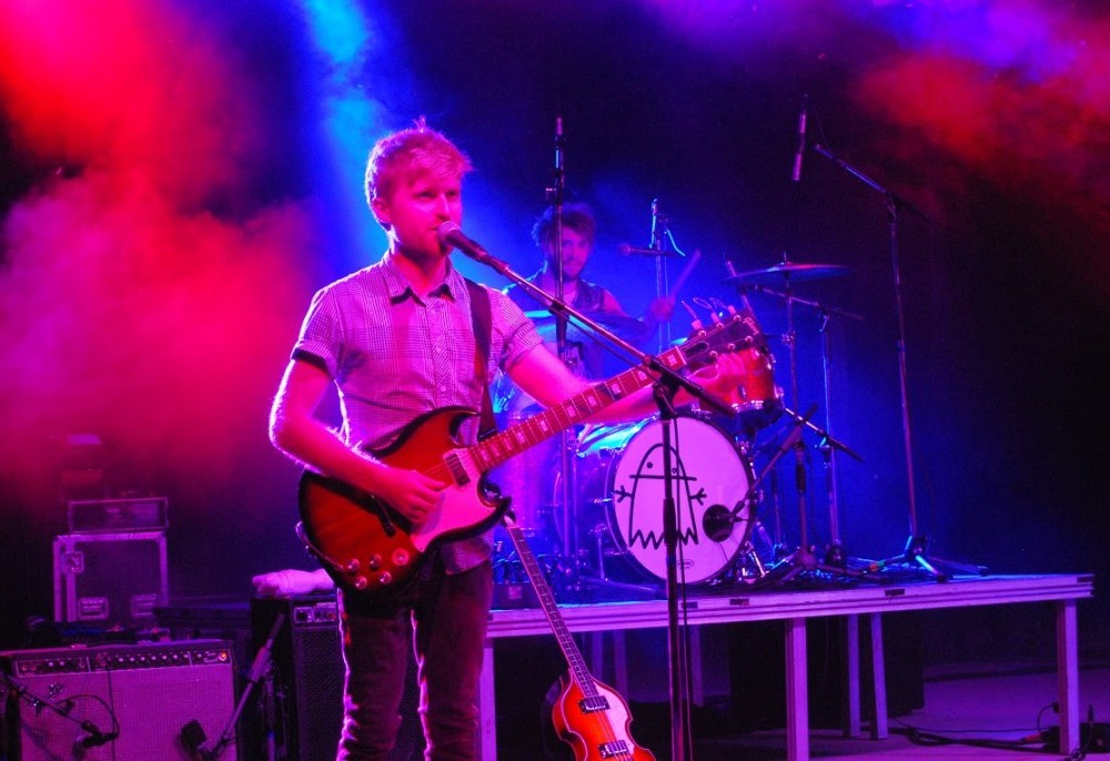 Creating new fans, keeping the old: Jukebox the Ghost impresses at Welcome Back Concert