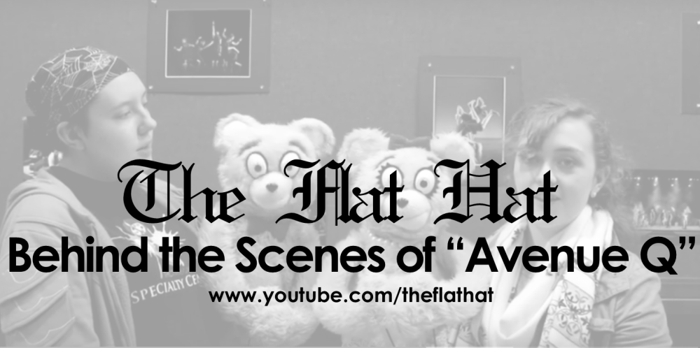 "Behind the Scenes of ""Avenue Q"""