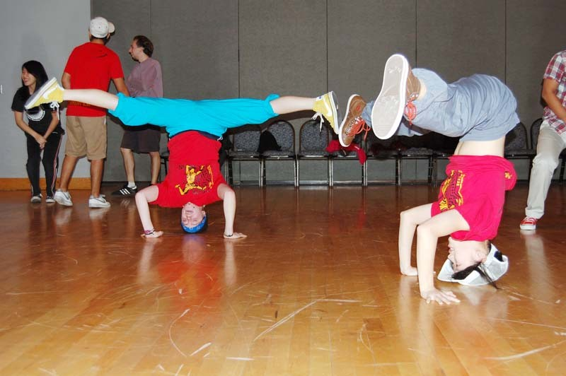 B-Boy Beats: Crew lets go with breakdance