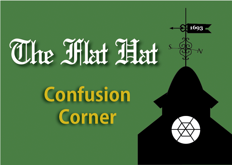Confusion Corner: Weathering the winter