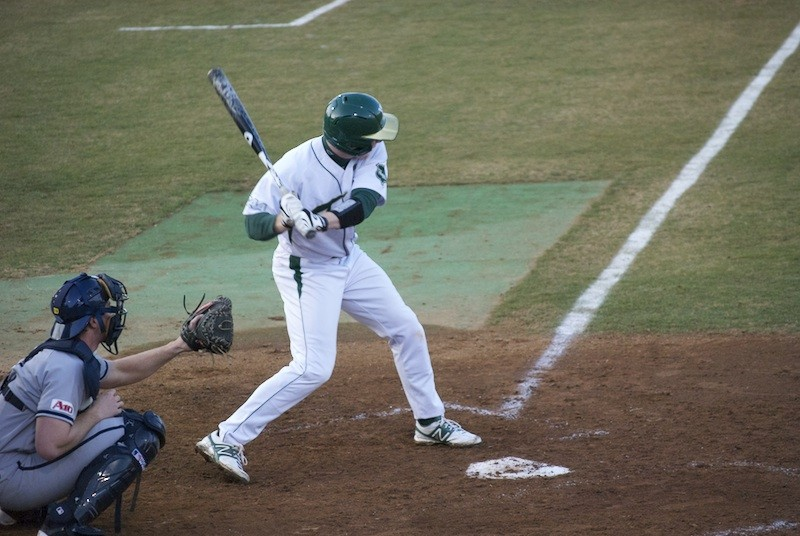 Baseball: Tribe rebounds with 10-2 win over VMI