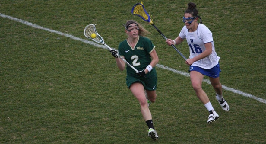 Lacrosse: College falls in nail-biter