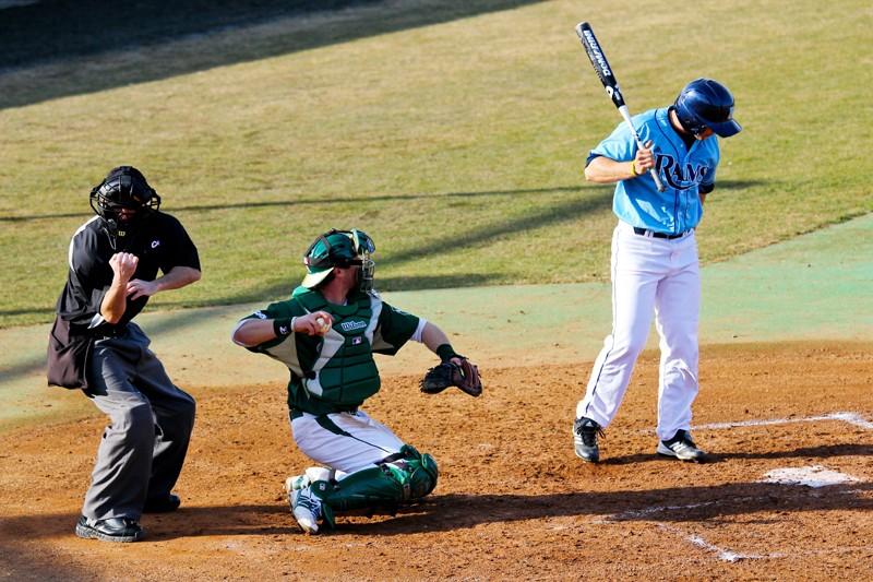 Baseball: Setting the tone