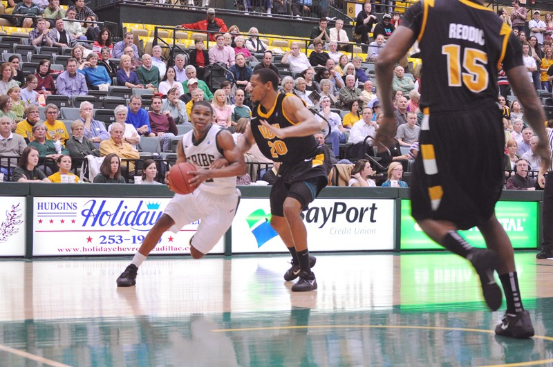 Men's basketball: Drexel fends off surging Tribe, 63-61