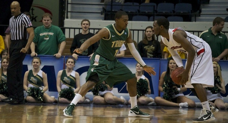 Photo gallery: Men's basketball vs. Northeastern 3/2/12