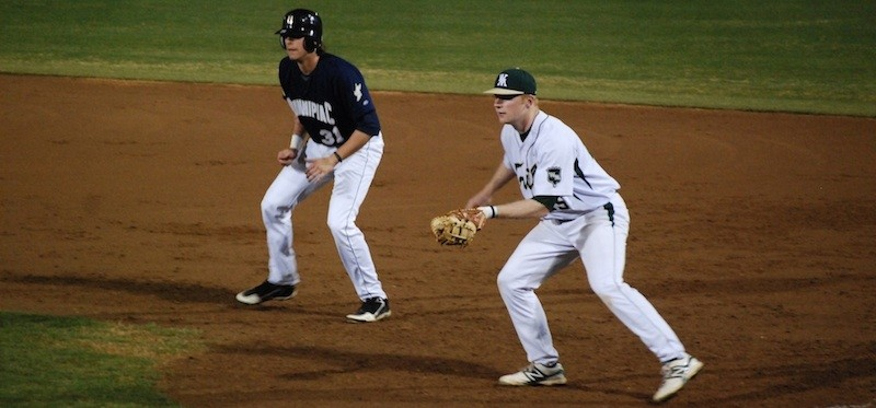 Video: Baseball vs. Quinnipiac post-game 3/14/12