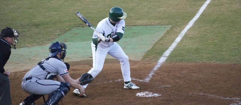 Baseball: On the rebound with win over Richmond