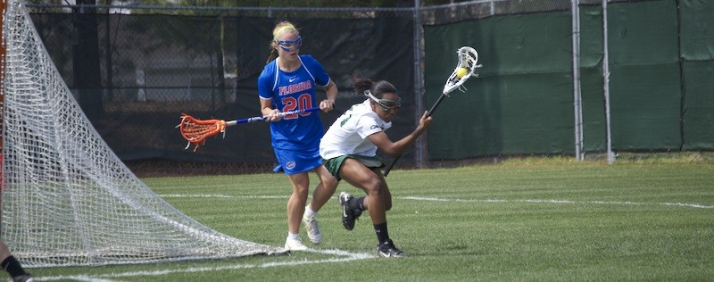 Lacrosse: Tribe falls to another top-10 opponent, losing 21-8 to No. 8 Florida