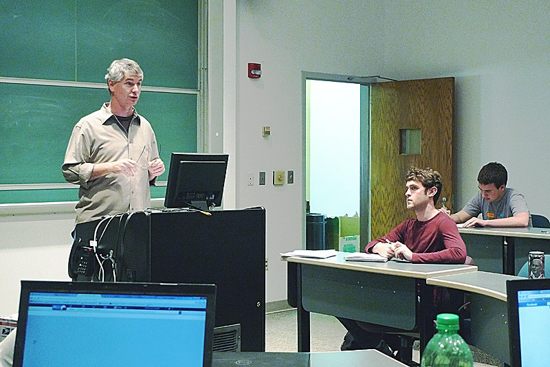 Adjunct professors help College's financial situation