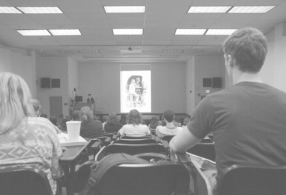 Women's studies lecture explores the culture of the female celebrity