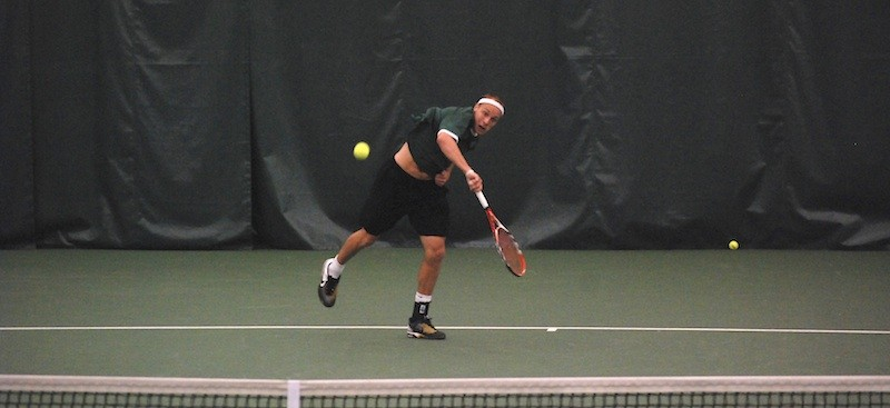 Men's tennis: No. 36 VCU too much for Tribe in Richmond