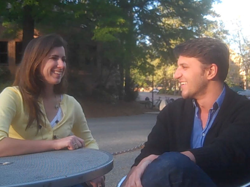 "Video: ""That Guy"" with Kaveh Sadeghian '12"