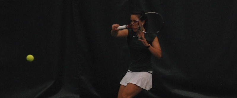 Women's tennis: Tribe defeats Old Dominion, 4-3