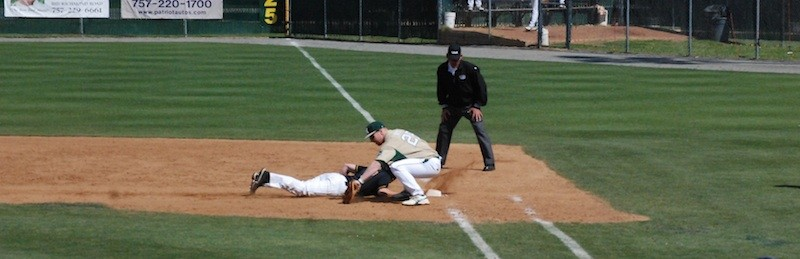 Photo gallery: Baseball vs. Towson 4/1/12