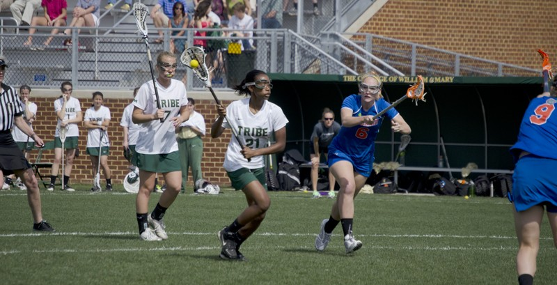Lacrosse: Tribe suffers third straight conference loss