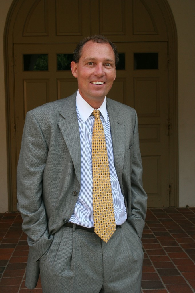 Vice President of Development moves on to Colorado College