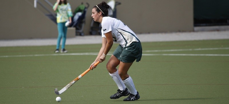Field hockey: Cavaliers halt Tribe's undefeated campaign with 2-0 loss