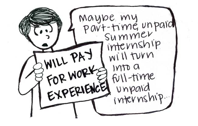 Four reasons why summer internships are still a worthwhile use of time