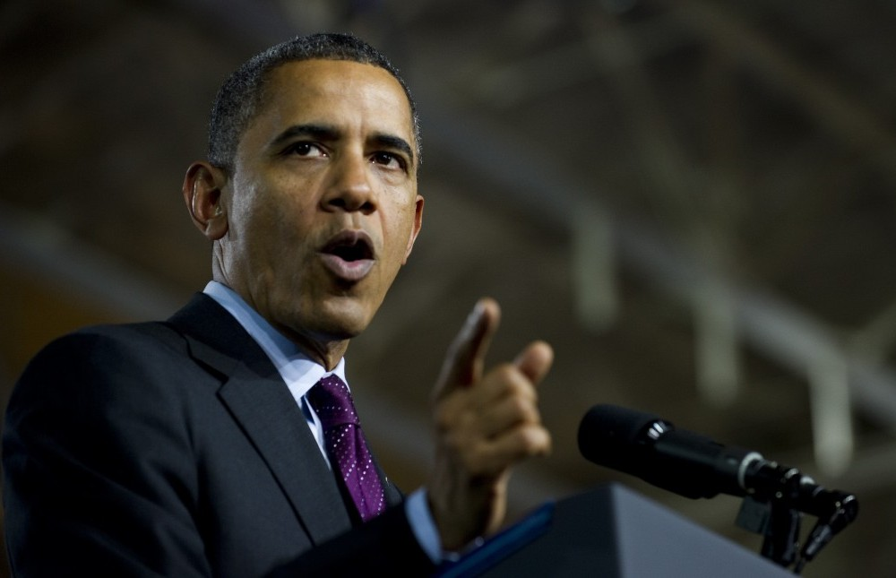 President Obama sets up debate camp in Williamsburg