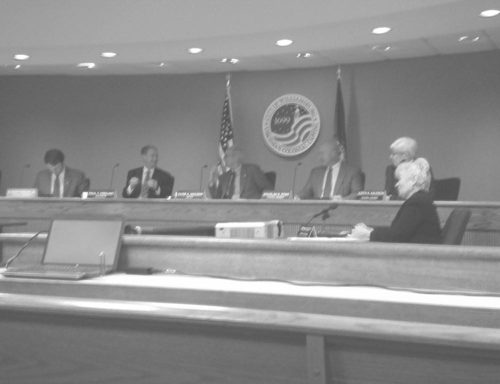 Council debates Busch Gardens corridor
