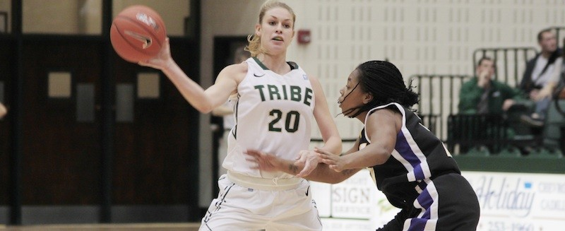 Women's basketball: Pittsburgh thwarts Tribe in final moments