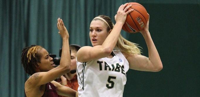 Women's basketball: College splits games in Texas