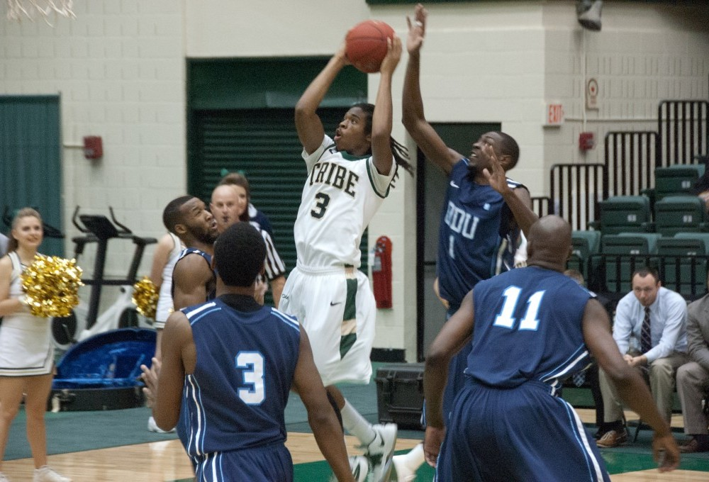 Men's basketball: Tribe downs ODU for first time since 2008