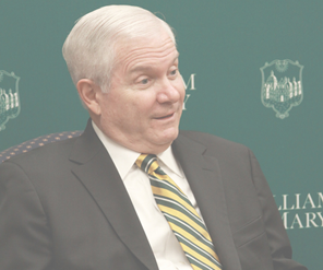 Robert Gates to speak at Charter Day Ceremony