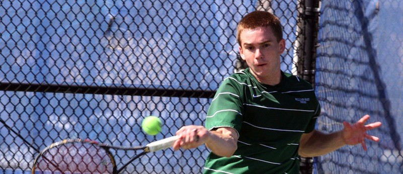 Men's tennis: Tribe opens spring with pair of victories