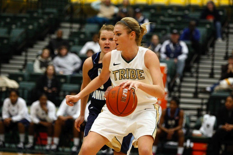 Women's basketball: Tribe outclassed by JMU for ninth straight loss, 82-52