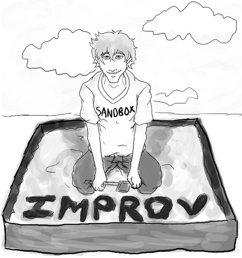 Sandbox Improv: New group on campus adds to comedy community