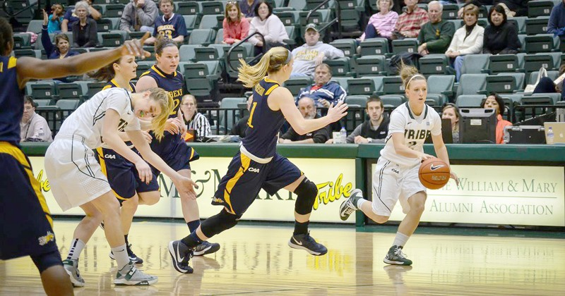 Women's Basketball: Tribe drops 11th straight