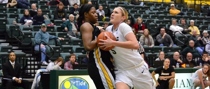 Women's Basketball: Late game execution cues Tribe victory over Seahawks